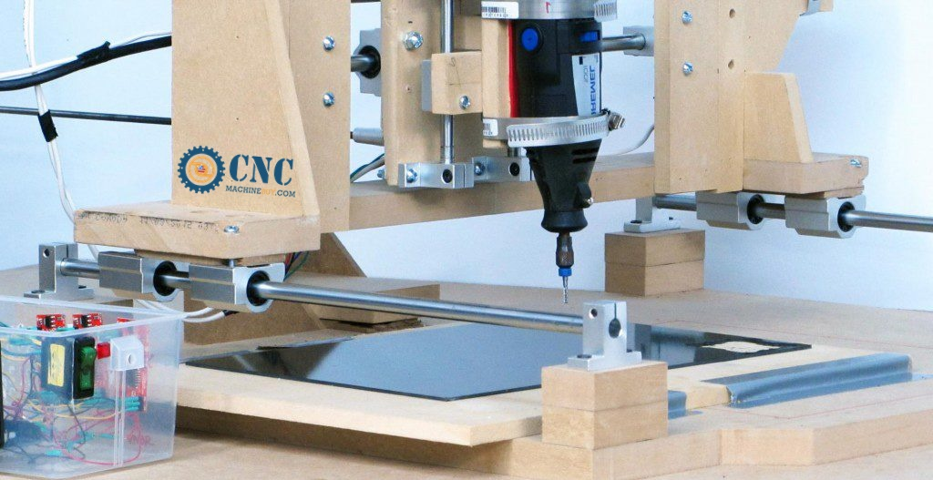 Building Your Own Cnc Machine